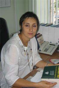 Марина Валентиновна Шагиахмедова
