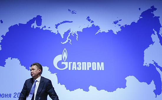 Глава «Газпрома» Алексей Миллер. Фото: REUTERS 2014