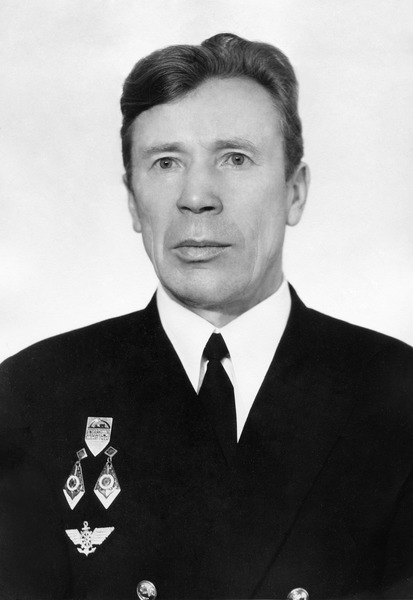 Алексей Иванович Басковничев, 1980 г.